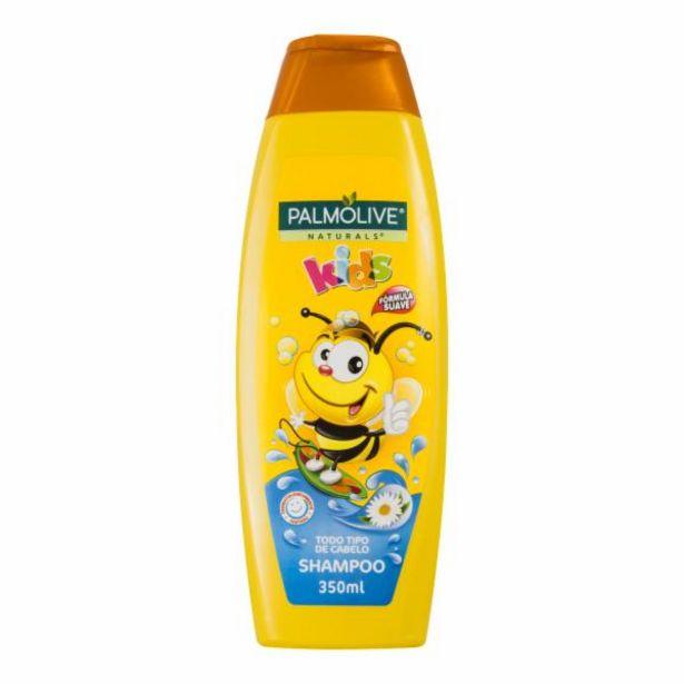 Oferta de Shampoo infantil Palmolive cabelos normais 350mL por R$13,99