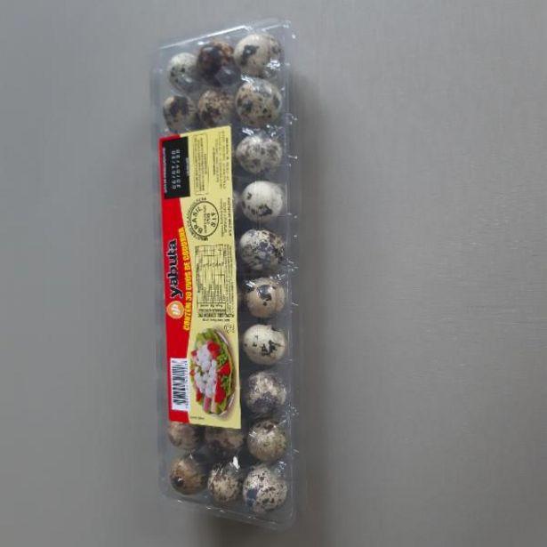 Oferta de Ovos de codorna 30un por R$6,99