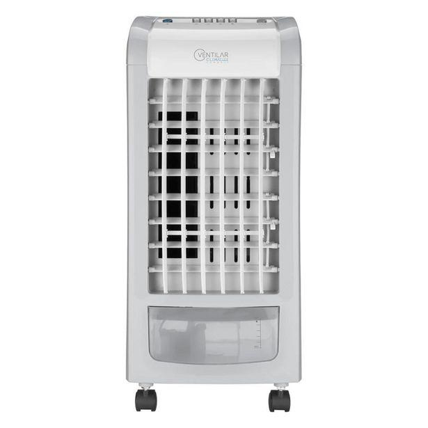 Oferta de Climatizador de Ar Portátil Cadence CLI302 com filtro de ar lavável, 3 velocidades   3,7 LITROS por R$329