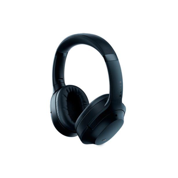 Oferta de Headset Razer Opus Wireless Midnight sem fio   Blue por R$2889