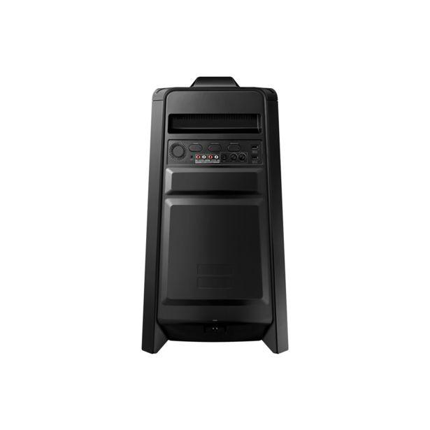 Oferta de Sound Tower Samsung MX-T55, Com Potência de 500W e Som Bi-Direcional | Preto por R$1049