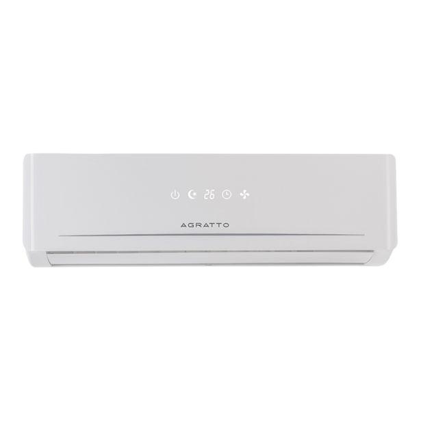 Oferta de Ar Condicionado Agratto Hi Wall Split ECO On/Off Frio, R410 Eco, Serpentina em Cobre, Painel de LED | 22.000 BTU's por R$3089