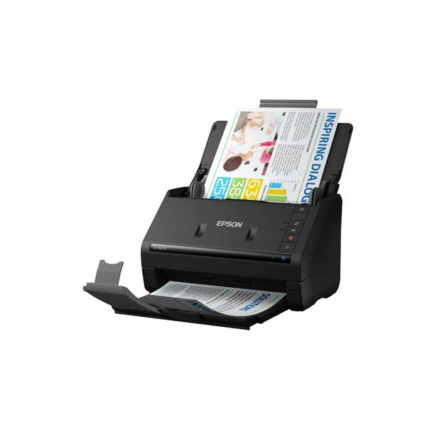 Oferta de Scanner Epson WorkForce ES-400 II | Preto por R$2409