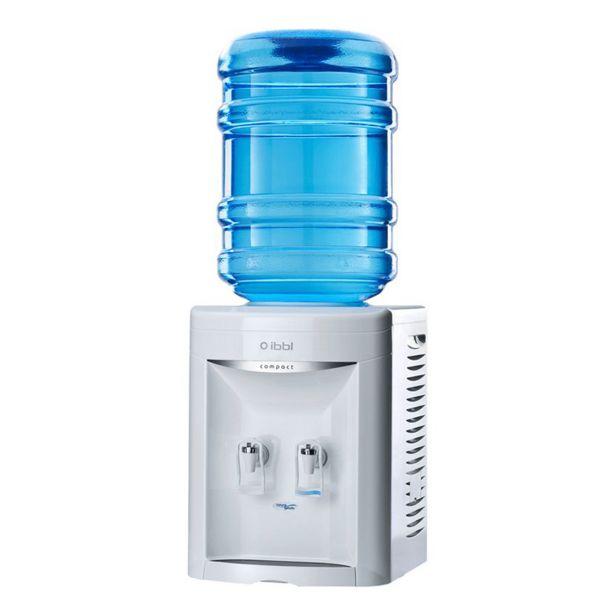 Oferta de Bebedouro Galão IBBL Compact FN2000, Natural e Gelada, Fácil Higienização, Proteção UV, Ambientes Internos/Externos, Bandeja Removível por R$629