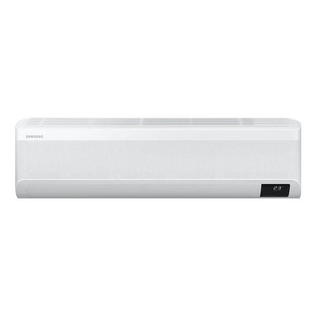 Oferta de Ar-condicionado Split Inverter Samsung WindFree™ Sem Vento Branco | 18.000 BTUs por R$3549