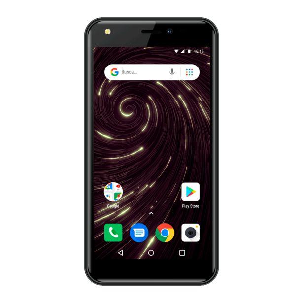 Oferta de Smartphone Positivo Twist 4 Fit S509 4G, 32GB, 1GB RAM, Android 10 Go Edition   Cinza por R$609