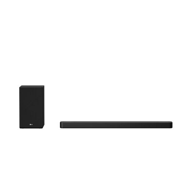 Oferta de Sound Bar LG SN8YG 440W RMS , Bluetooth, 3.1.2 Canais | Preto por R$2999