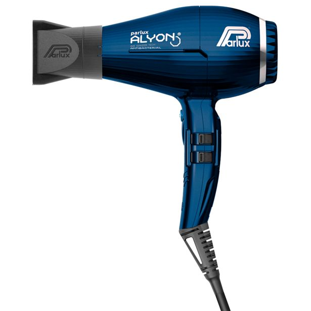 Oferta de Secador de Cabelos Parlux Alyon, Tecnologia Antibacteriana | Night Blue por R$1359