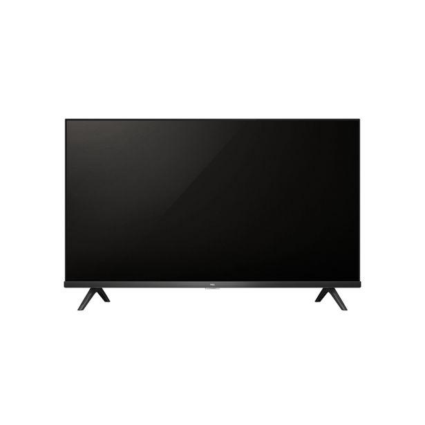 Oferta de TV LED 32 TCL S615 HD HDR, Wifi e Bluetooth integrados, 2 HDMI, 1 USB, Controle Remoto com Comando por controle de Voz, Google Assistant   Preta por R$1619