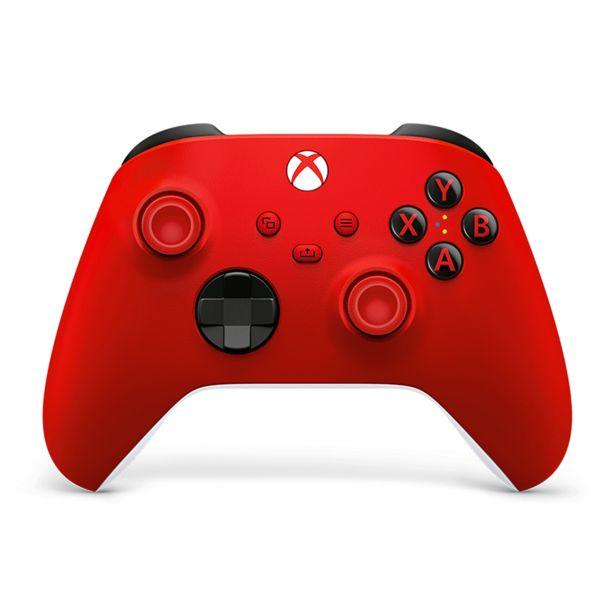 Oferta de Controle  Sem Fio Microsoft Xbox Pulse Red | Vermelho por R$519