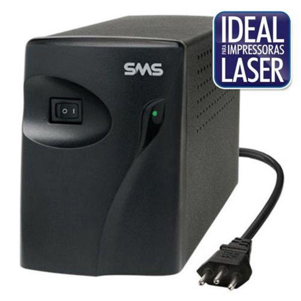 Oferta de Estabilizador SMS, Progressive Laser III, 2000va, 16218 por R$746