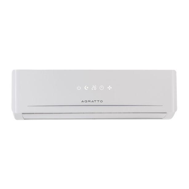 Oferta de Ar Condicionado Agratto Split ECO On/Off Frio, R410 Eco, Serpentina em Cobre, Painel de LED | 30.000 BTU's por R$4179