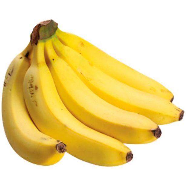 Oferta de Banana Nanica por R$4,99