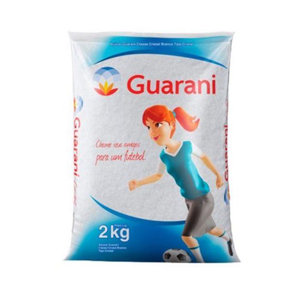 Oferta de Açúcar Cristal Guarani 2Kg por R$6,49