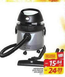 Oferta de ASPIRADOR ELECTROLUX A10 SMART 220v por R$15,84