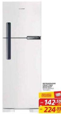 Oferta de Refrigerador Frost Free Brastemp por R$142,59