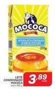 Oferta de Leite Condensado Mococa por R$3,89