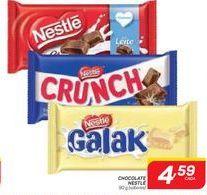 Oferta de Chocolate Nestlé por R$4,59