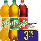 Oferta de Refrescos goob pet 2 litros por R$3,19