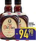 Oferta de Whisky escocês Old Parr por R$94,9