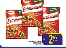 Oferta de Molho de tomate Extratomato 370 g por R$2,49