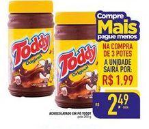 Oferta de Achocolatado Toddynho 200 g por R$1,99