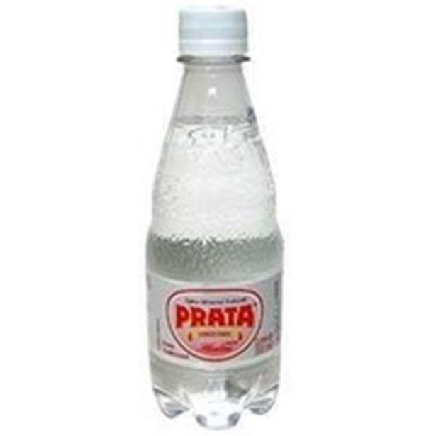 Oferta de Água com Gás Prata 310Ml por R$2,79