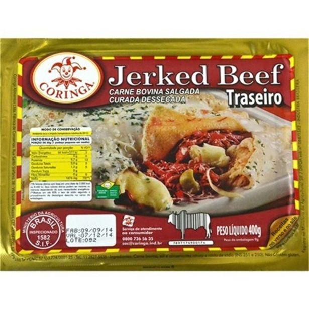 Oferta de Carne Seca Coringa Traseiro 400G por R$18,99