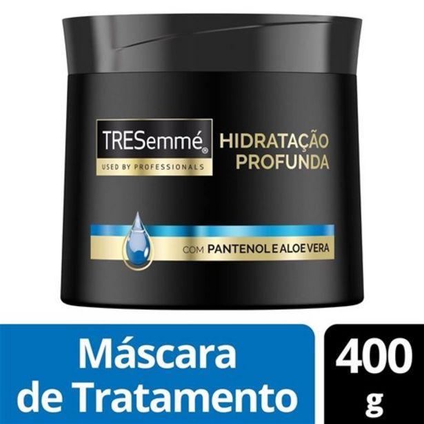 Oferta de Máscara de Tratamento Tresemmé Hidratação Profunda 400G por R$15,99