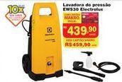 Oferta de Lavadora de pressão Electrolux por R$439,9