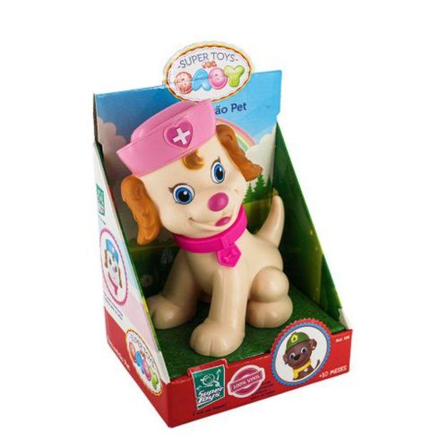 Oferta de Esquadrão pet enfermeira Super Toys por R$49,99