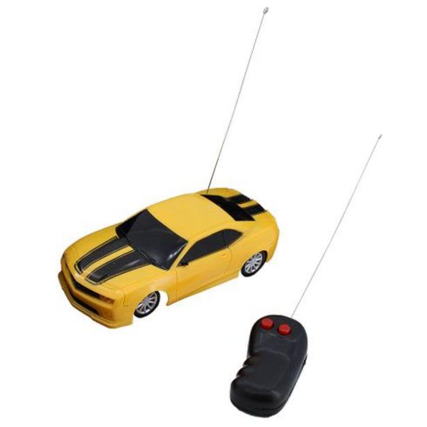 Oferta de Carro de controle speed collection 19cm SORTIDOS Euroquadros por R$24,99