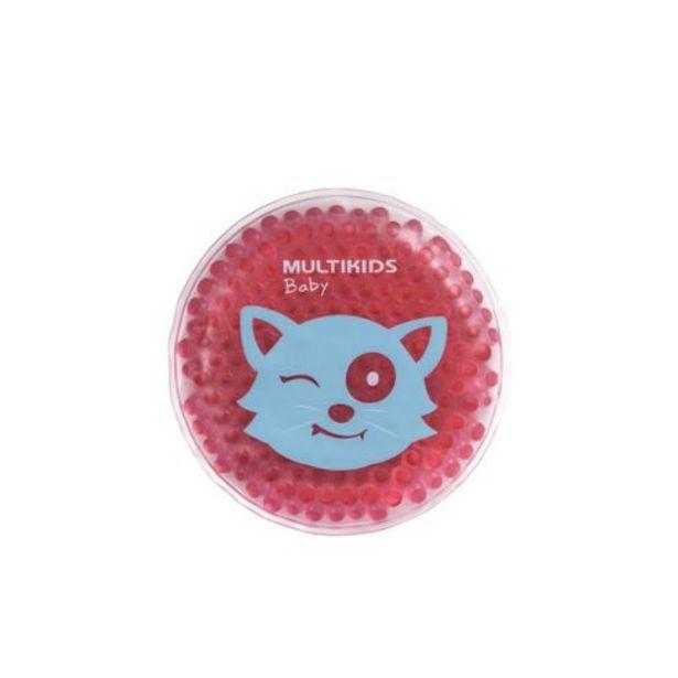 Oferta de Almofada de Gel Safe Baby Chica Rosa 0+M Multikids Baby - BB1126 por R$24,9