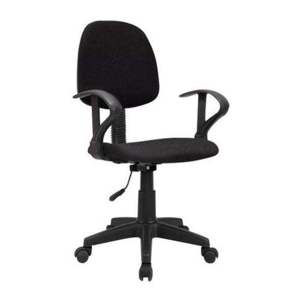 Oferta de Cadeira de Escritório Start Giratória Preta - GA209OUT [Reembalado] por R$429,99
