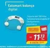 Oferta de Balança digital por R$11,13