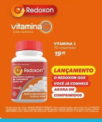 Oferta de Vitaminas Redoxon C por