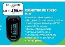 Oferta de Oxímetro de Pulso Multilaser por R$159,99