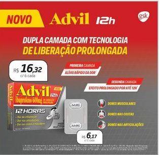 Oferta de Advil  por R$16,32