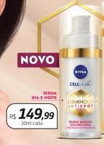 Oferta de Sérum facial Nivea por R$149,99