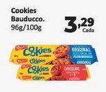 Oferta de Biscoitos cookies Bauducco por R$3,29