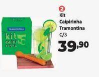 Oferta de Kit caipirinha tramontina por R$39,9