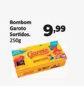 Oferta de Bombons Garoto surtido caixa 250 gr por R$9,99