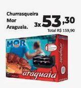 Oferta de Churrasqueira Mor Araguaia por R$53,3