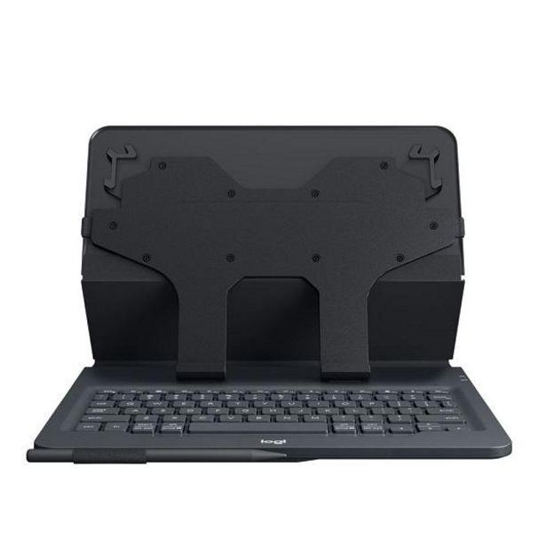 Oferta de Capa com teclado para tablet 10'' universal folio por R$322,05