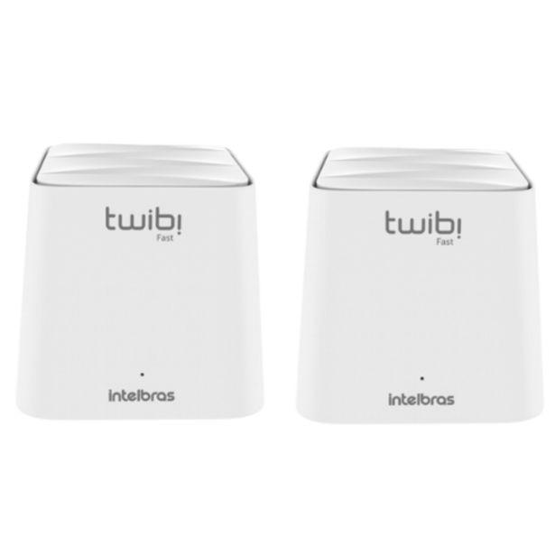 Oferta de Roteador wireless mesh twibi fast (2und) dual band ac 1200 (4750071) por R$426,55