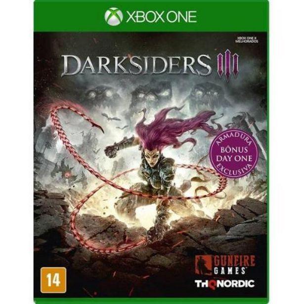 Oferta de Jogo Xbox One Darksiders III por R$59