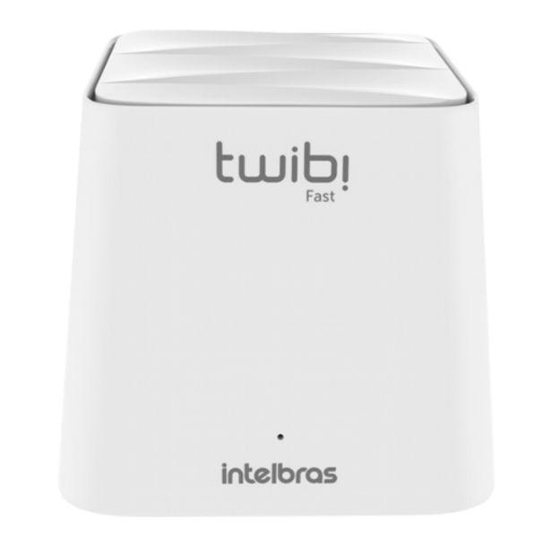 Oferta de Roteador wireless mesh twibi fast (1und) dual band ac 1200 (4750070) por R$249