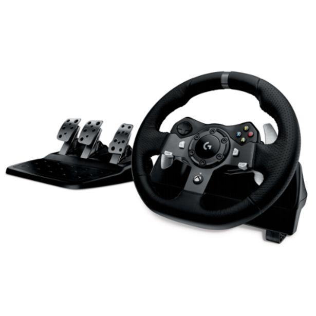 Oferta de Controle volante g920 pc/xbox one driving force por R$1899,05