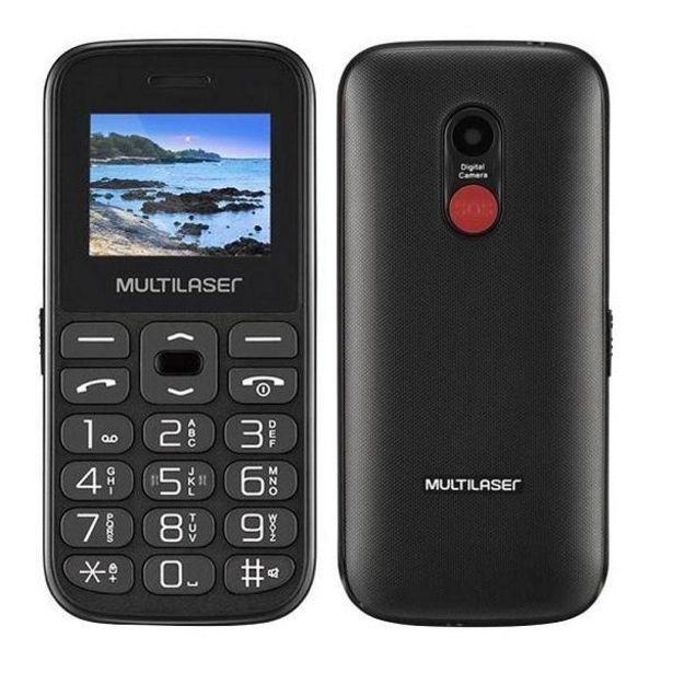 Oferta de Celular Vita P9120 preto por R$139