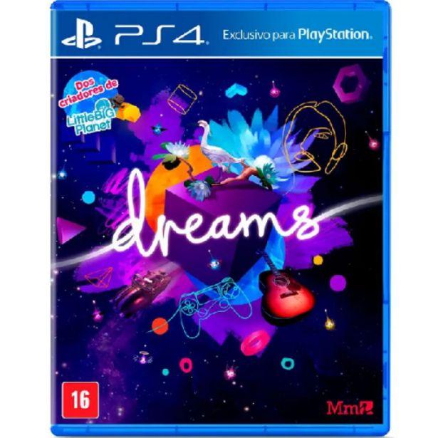 Oferta de Jogo ps4 dreams por R$59
